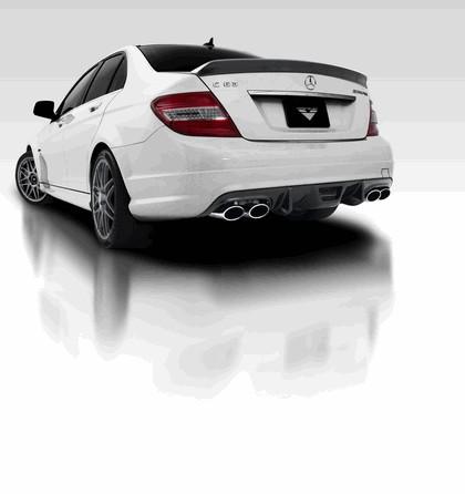 2010 Mercedes-Benz C63 AMG by Vorsteiner 4