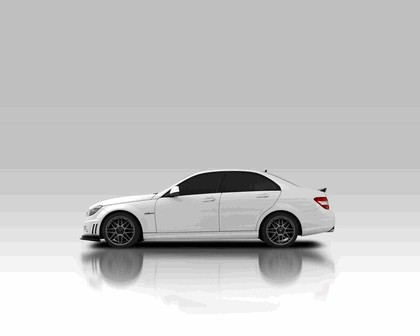 2010 Mercedes-Benz C63 AMG by Vorsteiner 8