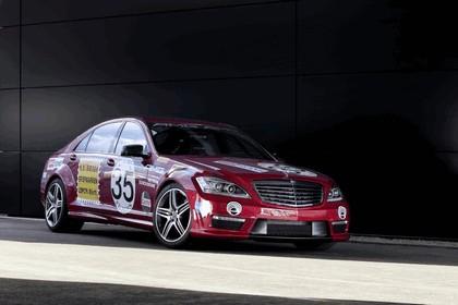 2010 Mercedes-Benz S63 AMG showcar 1