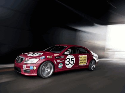 2010 Mercedes-Benz S63 AMG showcar 4