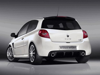 2010 Renault Clio 20th Limited Edition 3