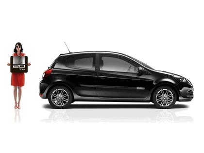2010 Renault Clio 20th Limited Edition 5