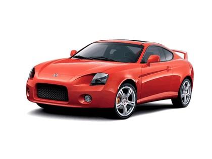 2002 Hyundai Coupe Aero concept 1