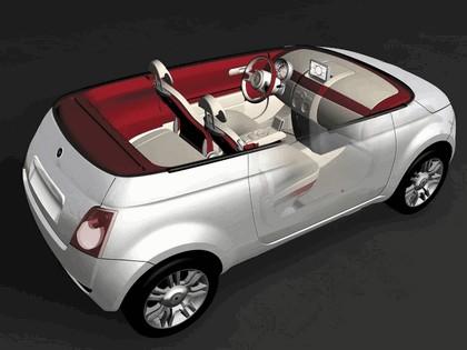 2004 Fiat Trepiuno concept 7