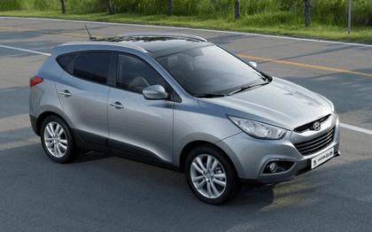 2010 Hyundai ix35 10