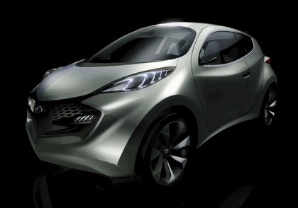 2009 Hyundai ix-Metro concept 3