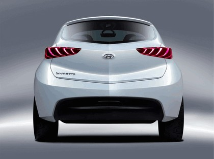 2009 Hyundai ix-Metro concept 13