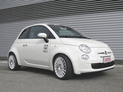 2009 Fiat 500 Bianca by Lester 1