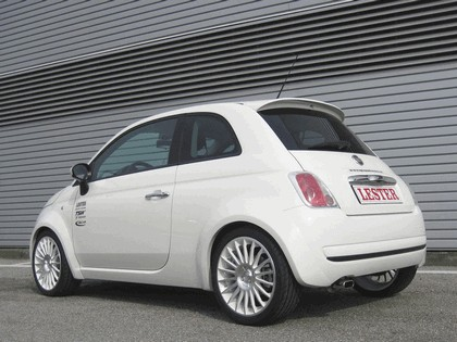 2009 Fiat 500 Bianca by Lester 2