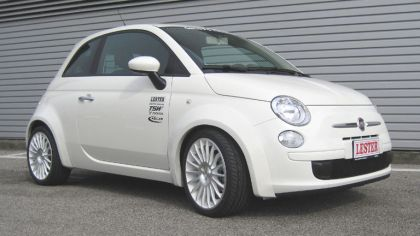 2009 Fiat 500 Bianca by Lester 4