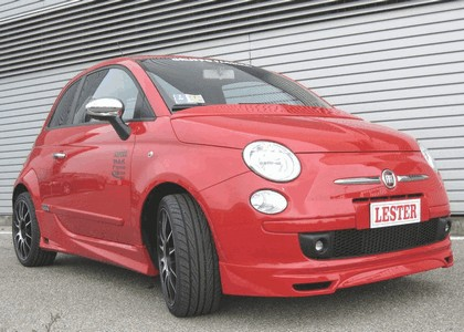2009 Fiat 500 Rossa by Lester 1