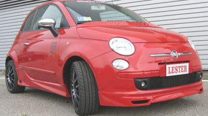 2009 Fiat 500 Rossa by Lester 5