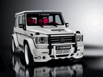 2009 Mercedes-Benz G-klasse by Hamann 1