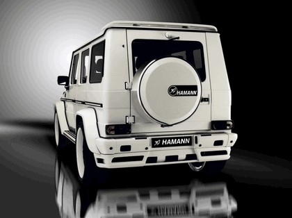 2009 Mercedes-Benz G-klasse by Hamann 6