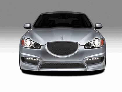 2009 Jaguar XF by Arden 1