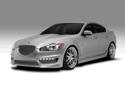 2009 Jaguar XF by Arden 2