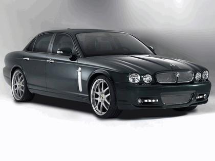 2008 Jaguar XJ by Arden 1