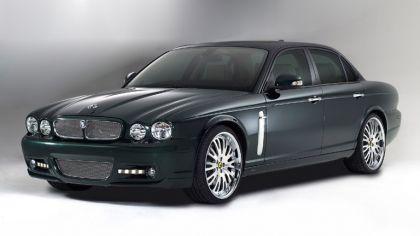 2008 Jaguar XJ by Arden 2