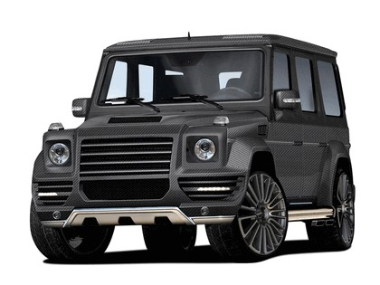 2010 Mercedes-Benz G-Klasse G-Couture by Mansory 2