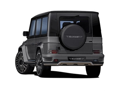 2010 Mercedes-Benz G-Klasse G-Couture by Mansory 5
