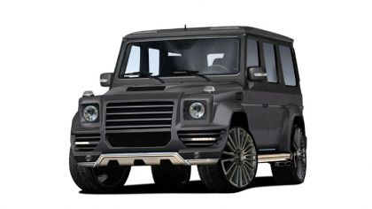 2010 Mercedes-Benz G-Klasse G-Couture by Mansory 6