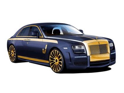 2010 Rolls-Royce Ghost by Mansory 1