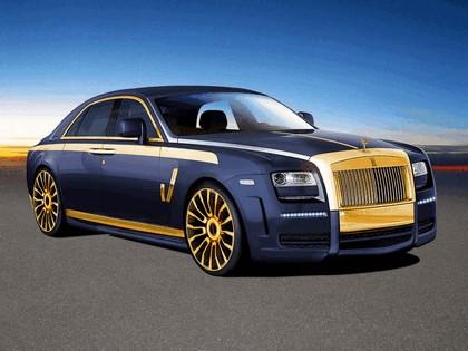 2010 Rolls-Royce Ghost by Mansory 2