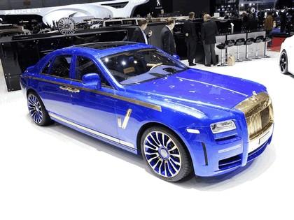 2010 Rolls-Royce Ghost by Mansory 3