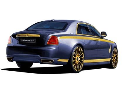 2010 Rolls-Royce Ghost by Mansory 4