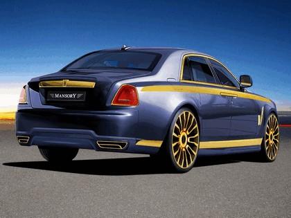 2010 Rolls-Royce Ghost by Mansory 5