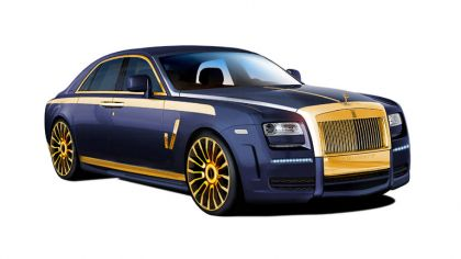 2010 Rolls-Royce Ghost by Mansory 7