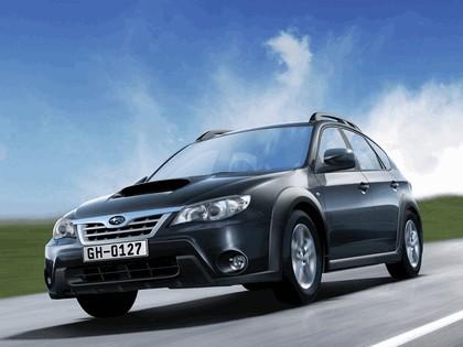 2010 Subaru Impreza 2.0d 1