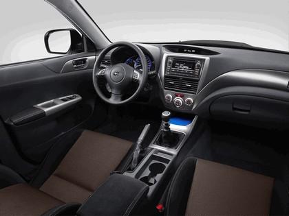 2010 Subaru Impreza 2.0d 3