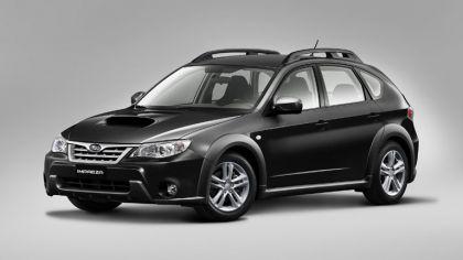 2010 Subaru Impreza 2.0d 8