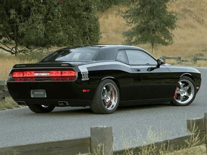 2008 Dodge Challenger SRT600 by Hennessey 3