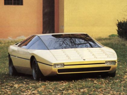 1974 Lamborghini Bravo P114 concept by Bertone 7