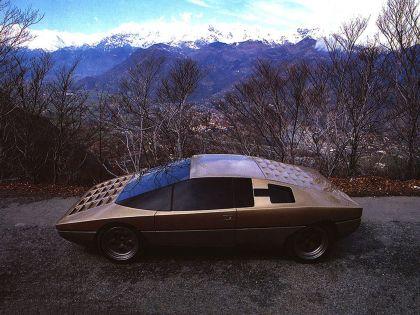 1974 Lamborghini Bravo P114 concept by Bertone 11