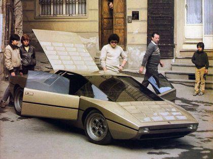 1974 Lamborghini Bravo P114 concept by Bertone 12