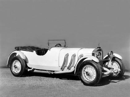 1928 Mercedes-Benz SS 1