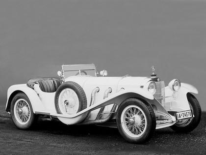 1928 Mercedes-Benz SS 2