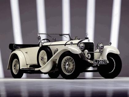 1928 Mercedes-Benz SS 3