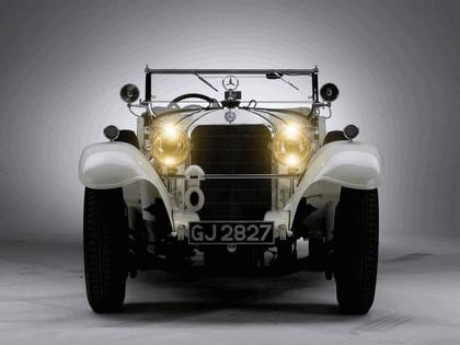 1928 Mercedes-Benz SS 4