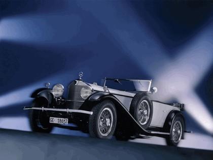 1928 Mercedes-Benz SS 5