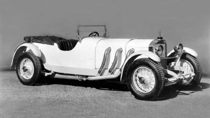 1928 Mercedes-Benz SS 7