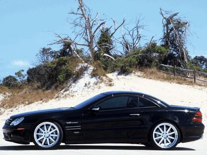 2004 Mercedes-Benz SL65 AMG ( R230 ) by RENNtech 2