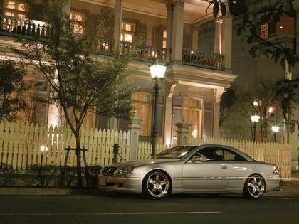 2004 Mercedes-Benz CL600 by Wald 2