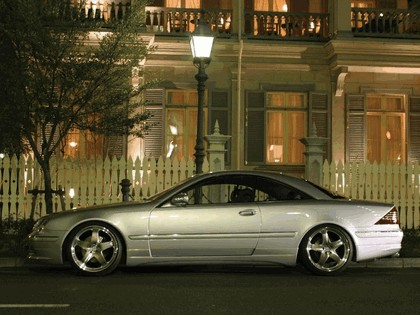 2004 Mercedes-Benz CL600 by Wald 3