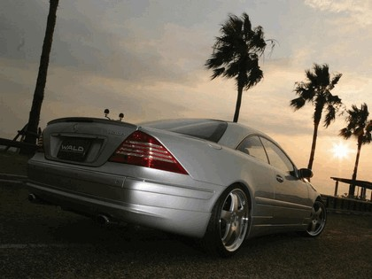 2004 Mercedes-Benz CL600 by Wald 5