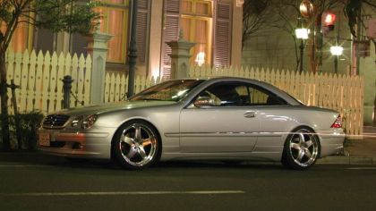 2004 Mercedes-Benz CL600 by Wald 4