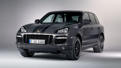 2010 Porsche Cayenne GTS Porsche Design Edition 3 8